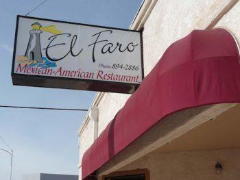 El Faro mexican restaurant