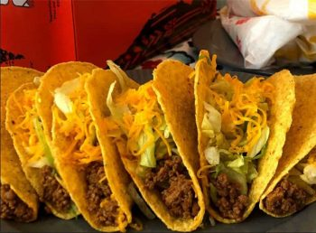 Del Taco Truth or Consequences
