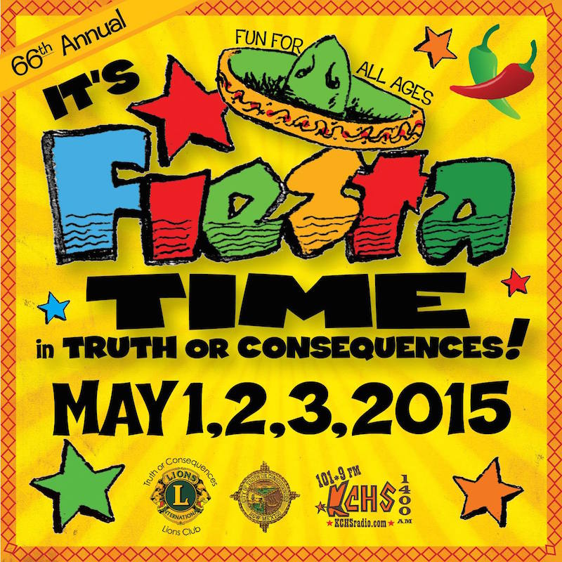 Truth or Consequences Fiesta 2015
