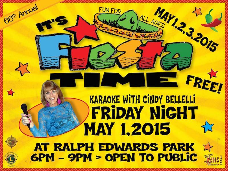 Fiesta Friday Night Karaoke