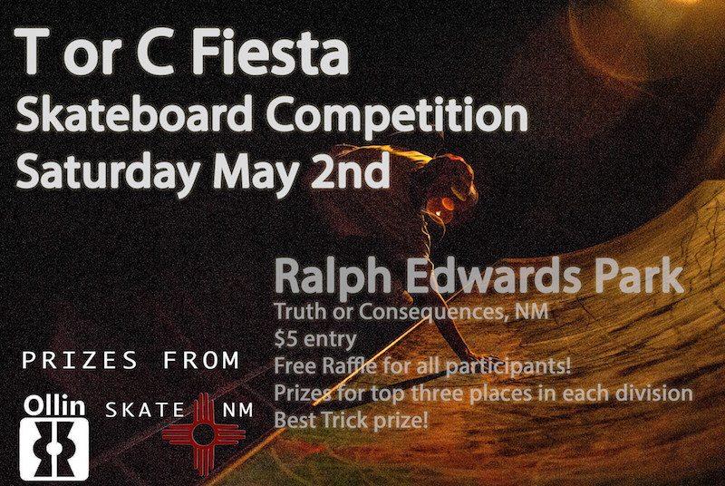 Fiesta Skateboard Competition