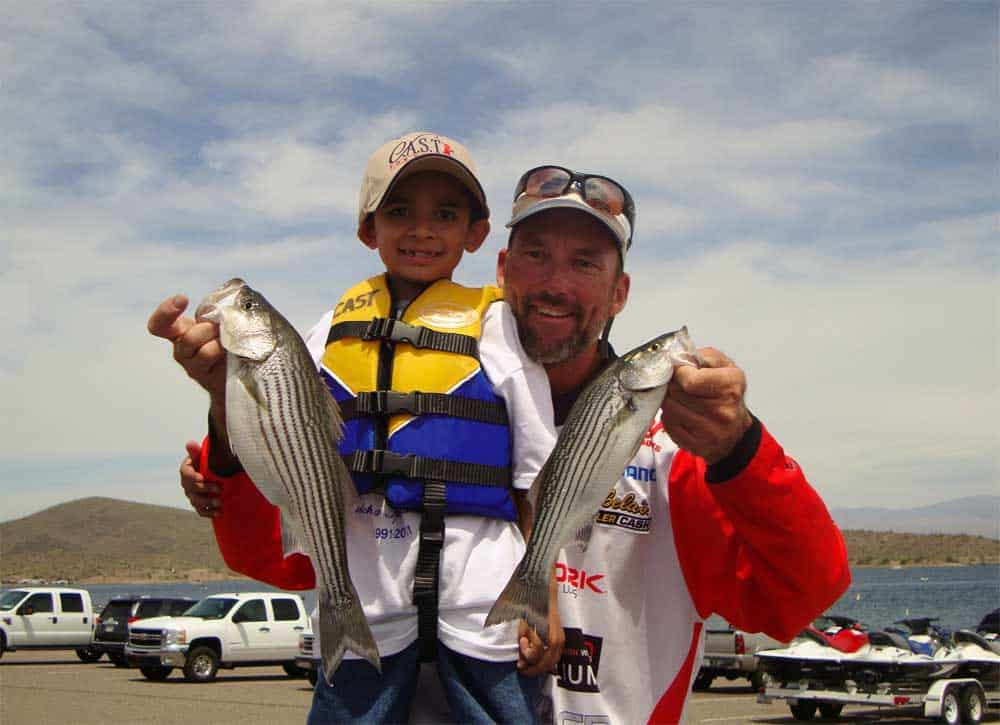 C.A.S.T. for Kids Fishing Tournament