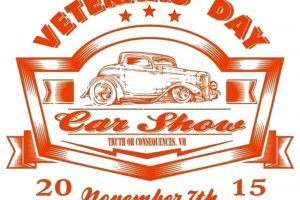 2016 Veterans Day Car Show