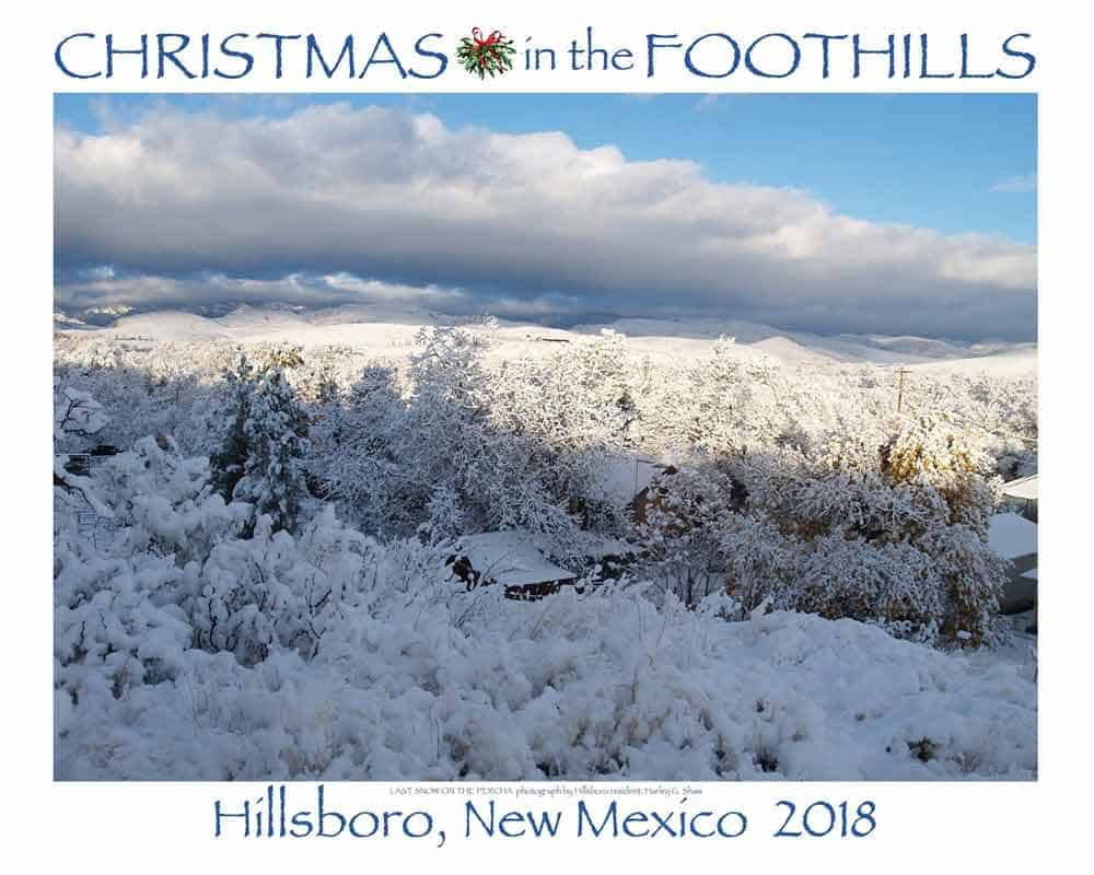 Christmas in the Foothills 2018 - image by Harley Shaw