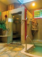 Blackstone Hotsprings' Wet Room