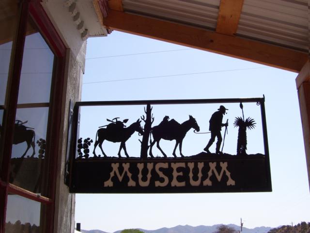 Chloride's Pioneer Store Museum