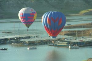 Elephant Butte Balloon Regatta