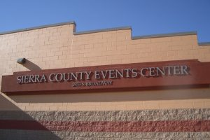 Sierra County Events Center