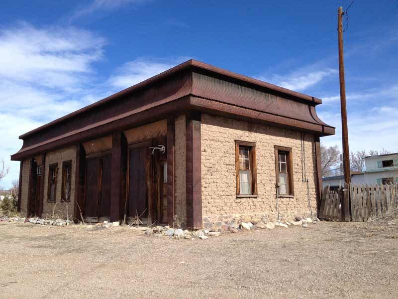 Winston NM - Frank Winston carriage house