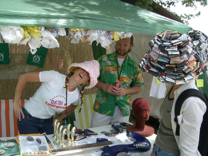Fiesta 2008 - Go Green!