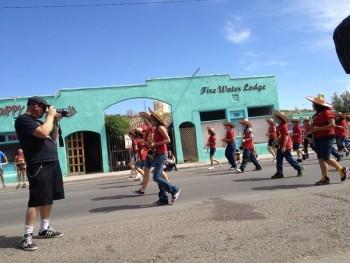 Hog Springs High School Band, Fiesta 2012