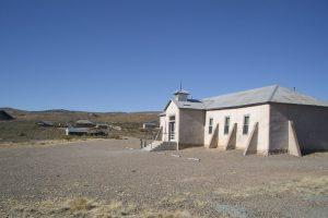 Lake Valley schoolhouse