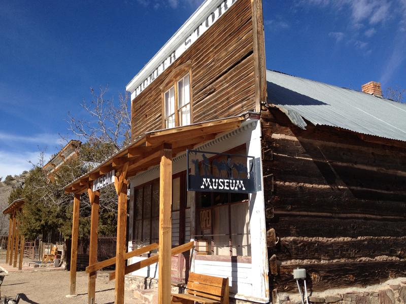 Pioneer Store Museum, Chloride