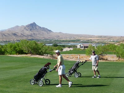 Sierra del Rio Golf Course, Elephant Butte NM