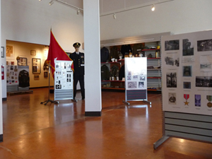 Hamilton Military Museum in Truth or Consequences