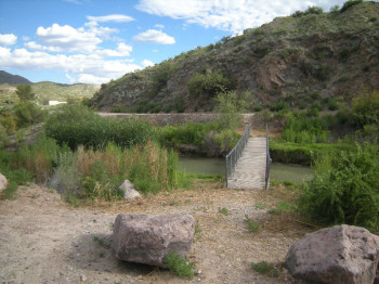 Healing Waters Trail, Truth or Consequences