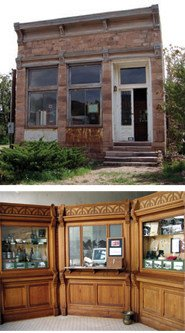 Percha Bank Museum, Kingston NM