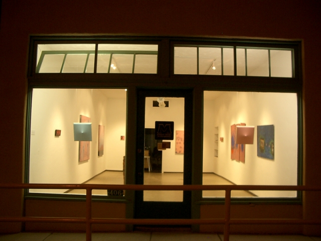 Pink and Blue, Andrew Martinez at M Gallery, 2007