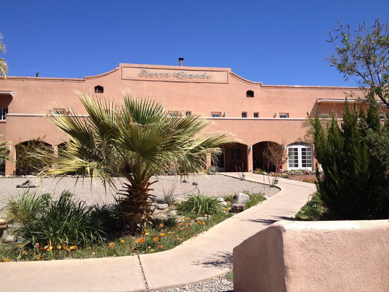 Sierra Grande Lodge, Truth or Consequences