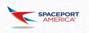 Spaceport America's new logo, debuted on July 4, 2012