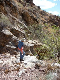 hiking in Sierra County New Mexico