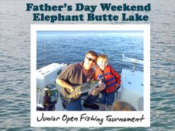 Junior Open Fishing Tournament