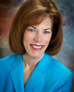 Spaceport Executive Director Christine Anderson