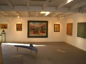 Rio Bravo Gallery, Broadway, Truth or Consequences