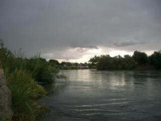 early morning Rio Grande
