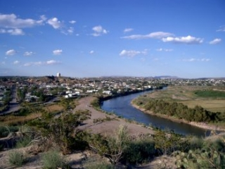 Truth or Consequences and the RIo Grande