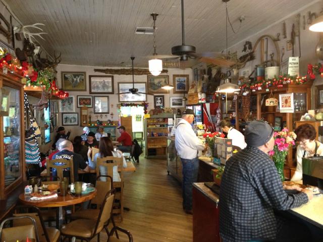 Hillsboro's General Store Cafe