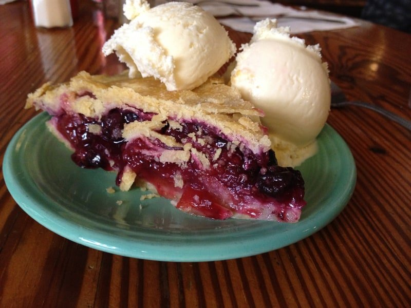 General Store Cafe Bumbleberry Pie