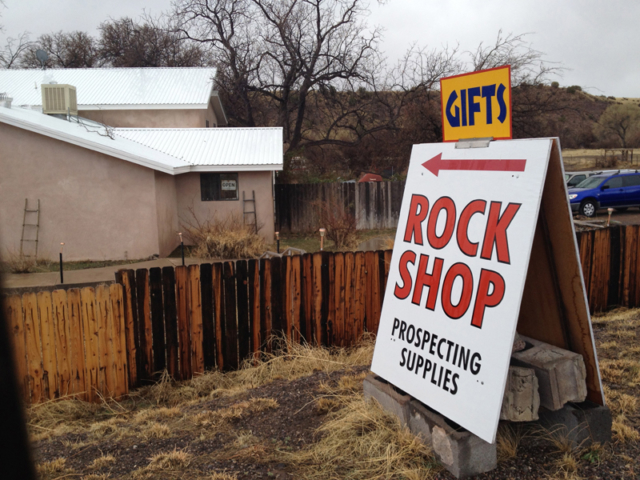 Hillsboro Rock Shop