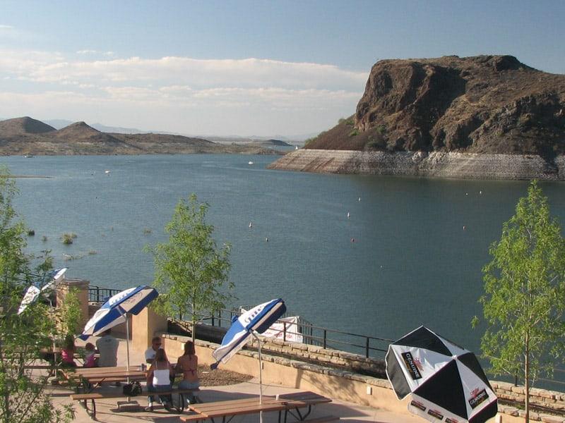 Dam Site Overlook