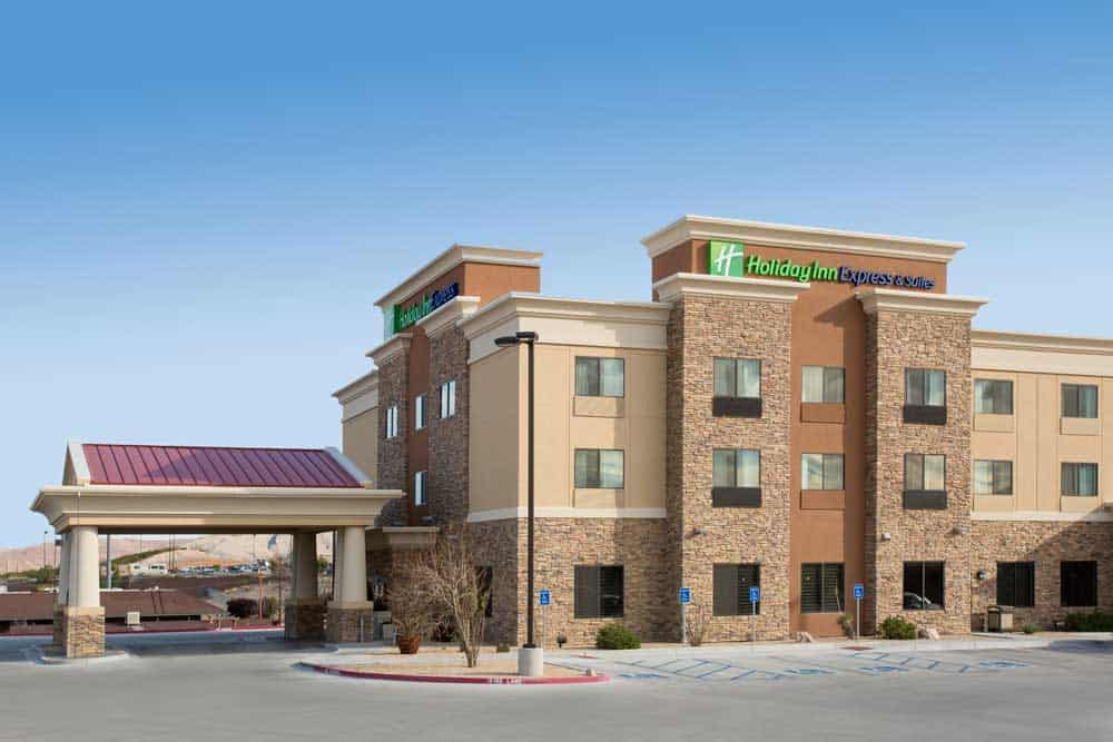 Holiday Inn Express, Truth or Consequences NM