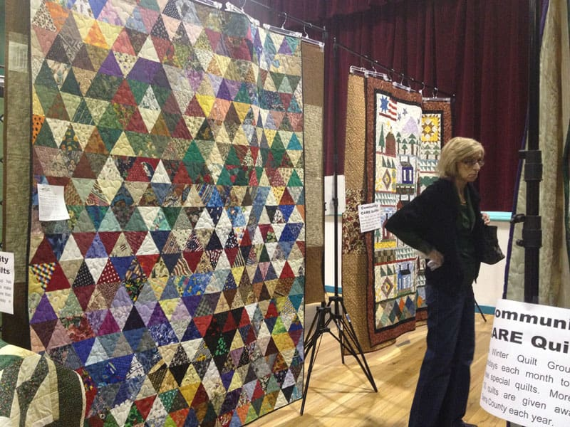 Truth or Consequences Quilt Show