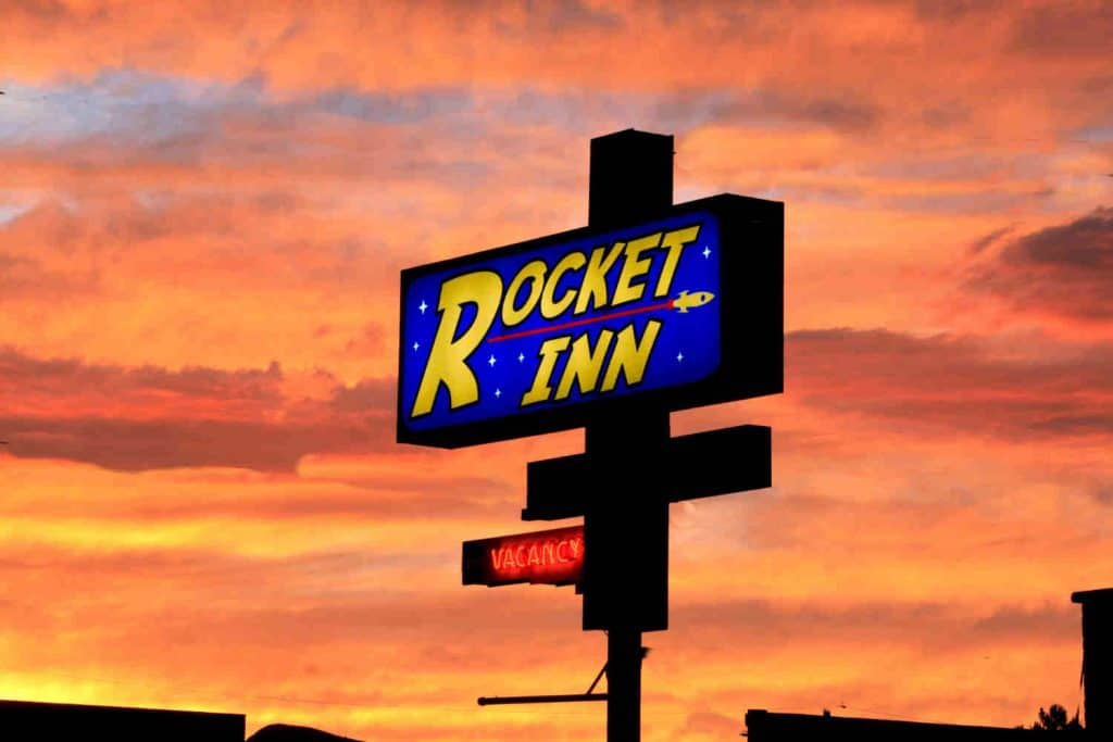 Rocket Inn, Truth or Consequences NM