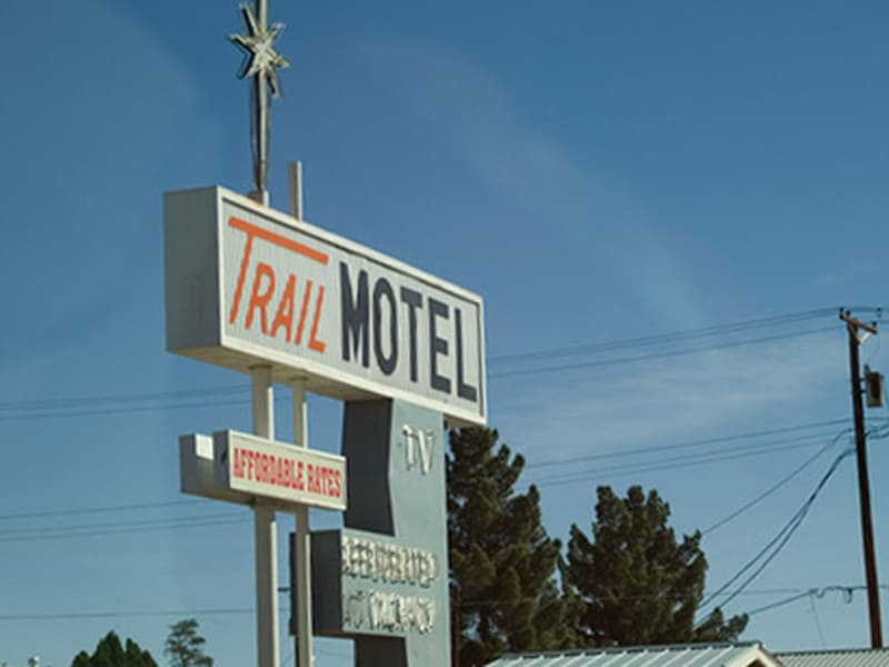 Trail Motel, Truth or Consequences
