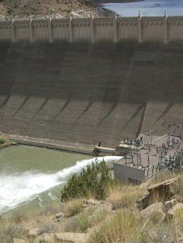 Elephant Butte Dam Power Station