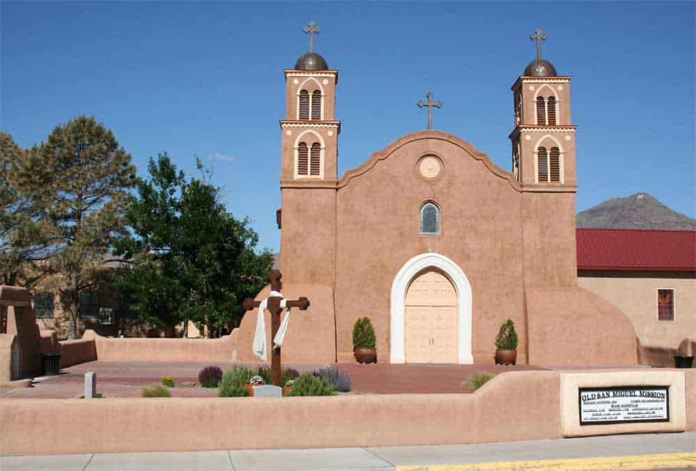 San Miguel mission, Socorro New Mexico