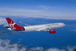 Virgin Airlines offers chance to win a ticket to space