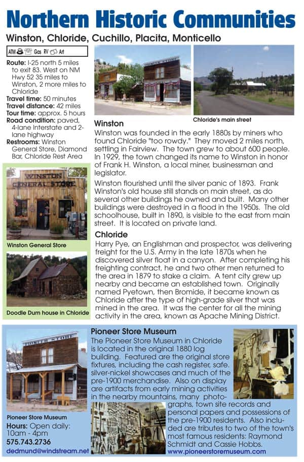 Day Trips of Sierra County page 18