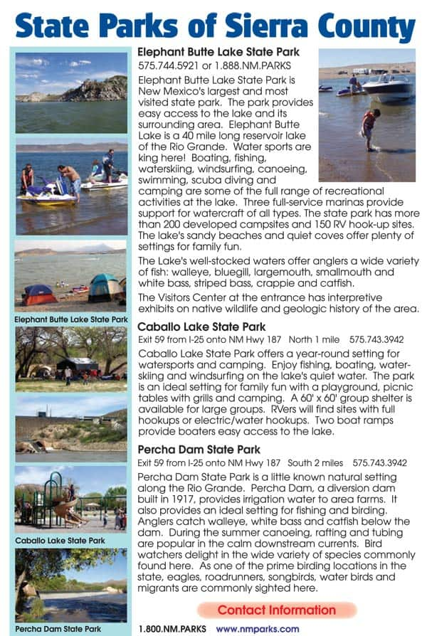 Day Trips of Sierra County page 27
