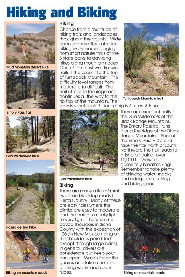 Day Trips of Sierra County page 31