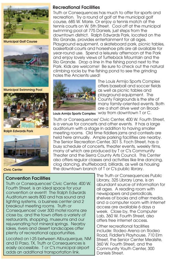 Day Trips of Sierra County page 8