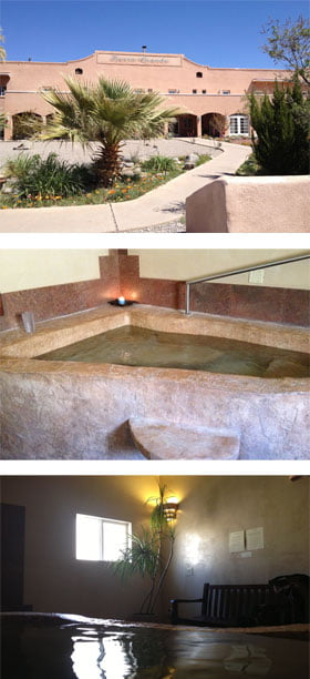 Sierra Grande Lodge Mineral Bath