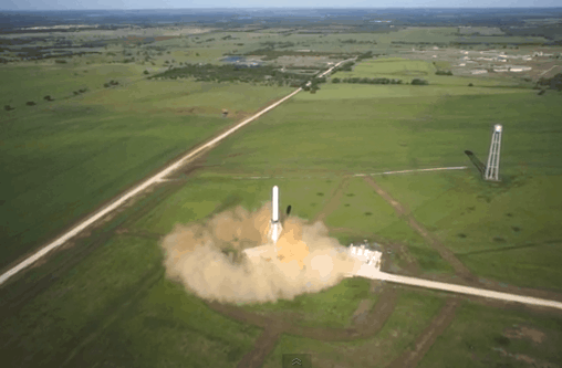 Grasshopper by SpaceX, the newest tenant at Spaceport America