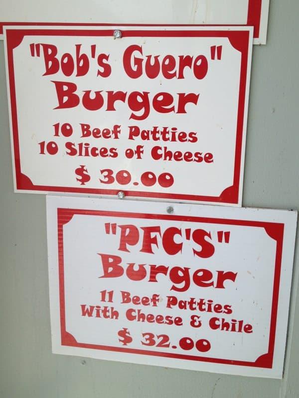 Guero & PFC Burger