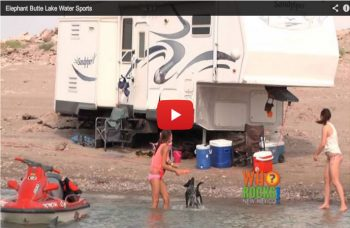 video: Elephant Butte Water Activities