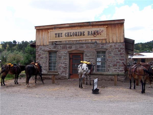 Chloride Bank Cafe